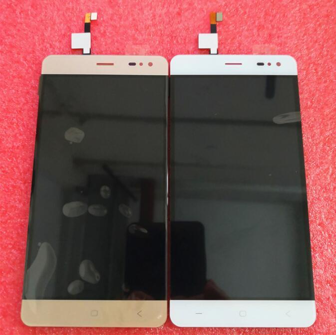 Test ok LCD avec assemblage de numériseur d'écran tactile pour l'assemblage de numériseur de matrice d'affichage à cristaux liquides HYUNDAI TITAN LTE