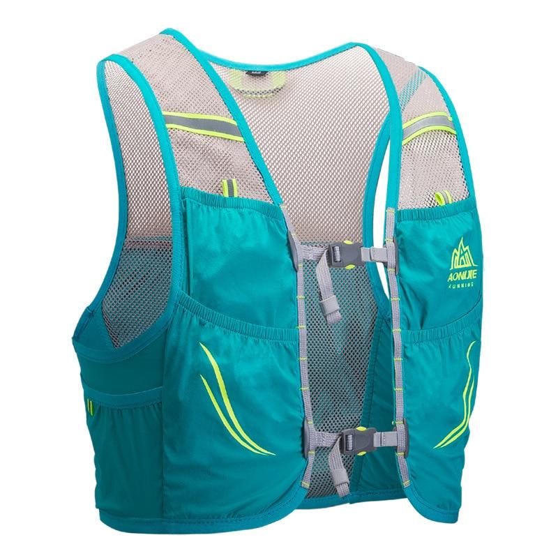 Aonijie C932 2.5L Running Vest Lightweight Backpack Breathable Cycling Marathon Portable Ultralight Nylon Hiking Sport