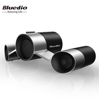 Bluedio US (UFO) Wireless Bluetooth Satellite Speaker System with Mic, 10W Output Power from 3 Drivers