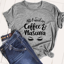 a9d166495b8 Coffee & Mascara Lashes All I Need graphic eyelash cute girl street style  fashion hot women