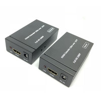 HDMI Extender 1080p 120m Over CAT 5e/6 cable up to 120M HDMI Extender Converter Transmitter Receiver HDMI Extender For HDTV