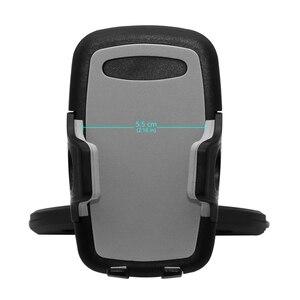 Image 5 - 360 Rotating Adjustable CD Slot Car Phone Holder Xnyocn Car CD Player Universal Smartphone Holder for IPhone 6 7 Samsung S6 S8 9