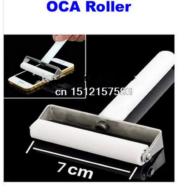 Free shipping!! OCA roller for lcd separator machine for for samsung galaxy s4 i9500 s3 i9300 note HTC Iphone screen refurbish