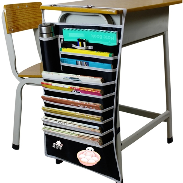 Book Table Book Stand Desk Bag Hanging Bags Information Books