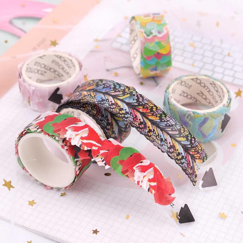 和紙マスキングテープさくら花紙マスキングテープ装飾和紙テープdiyスクラップブッキングステッカー
