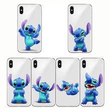 Funny Cute Cartoon Transparent Silicone Clear  Phone Case for iPhone 5s SE 6 7 8 Plus 6S X XS MAX 11 pro max