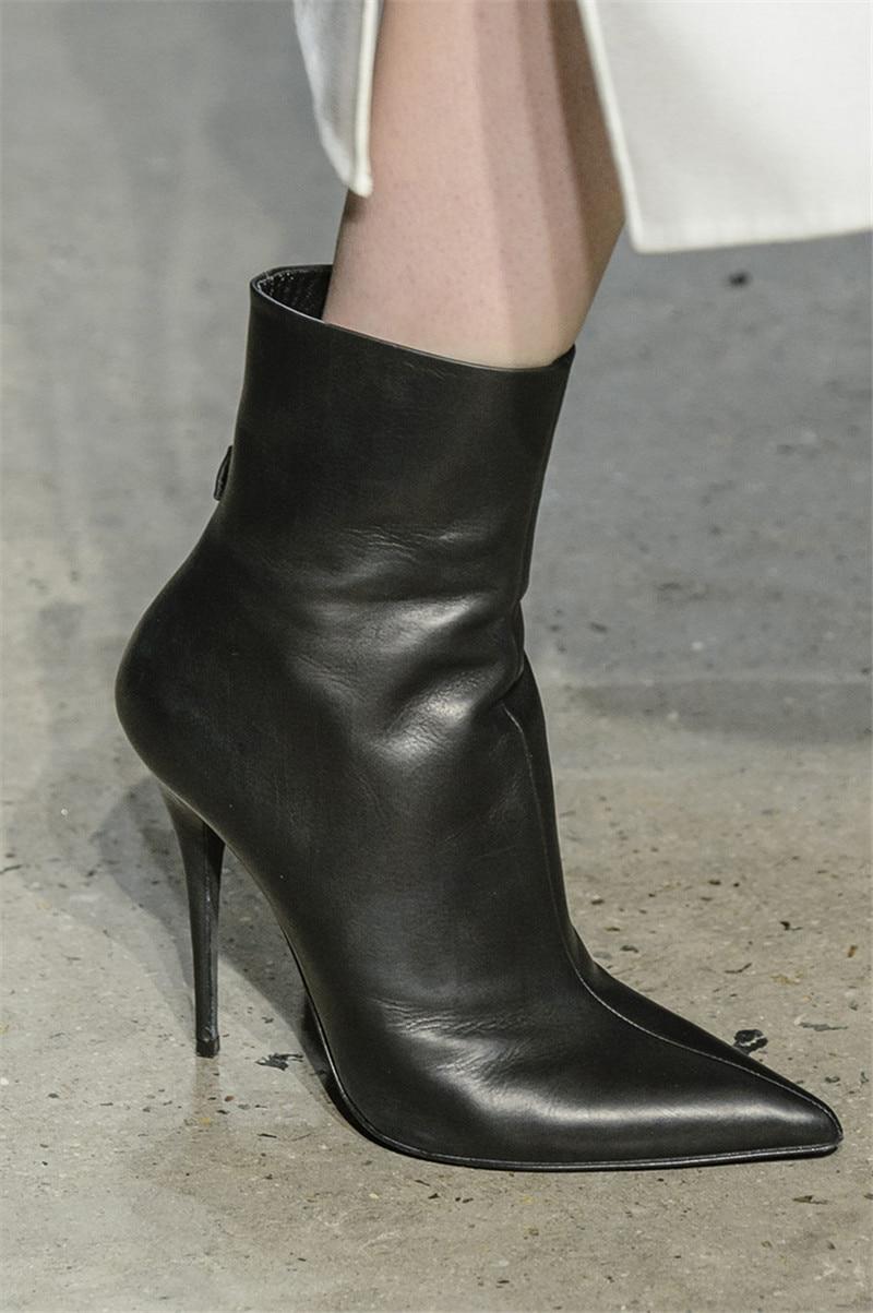 Chaussures As Femme Mode Défilé Haut Stiletto 2019 Boucle as Pointu Ceinture Pic Date De Femmes Bottines Chaussons Talons Pompes Pic Bout u5TlJcKF13