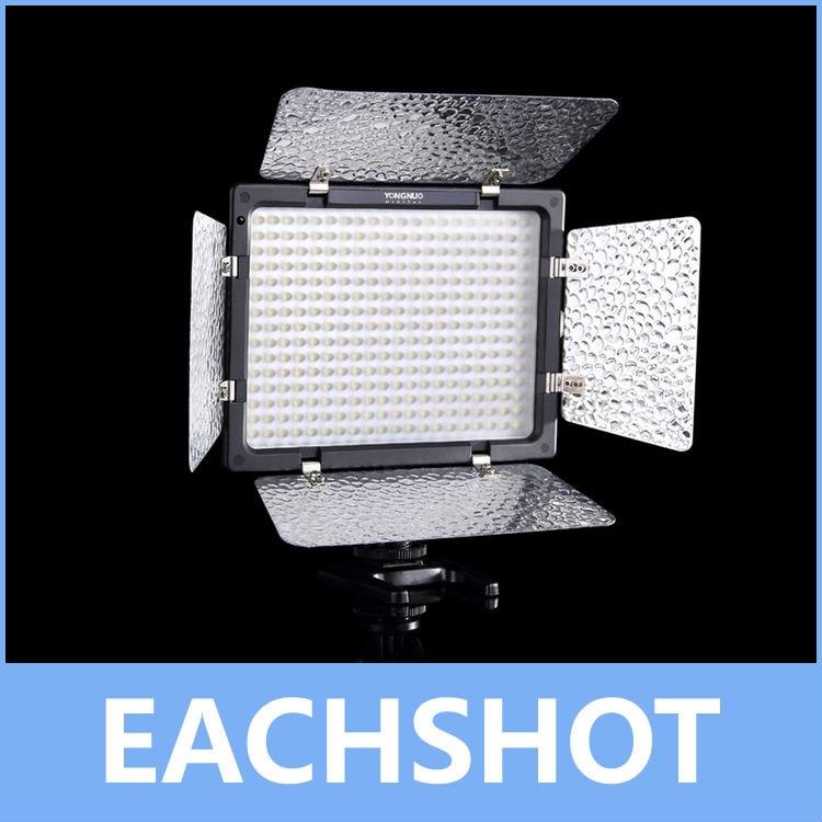 YONGNUO YN-300, YN300 LED Camera / Video Light for Canon Nikon Olympus Pentax Samsung