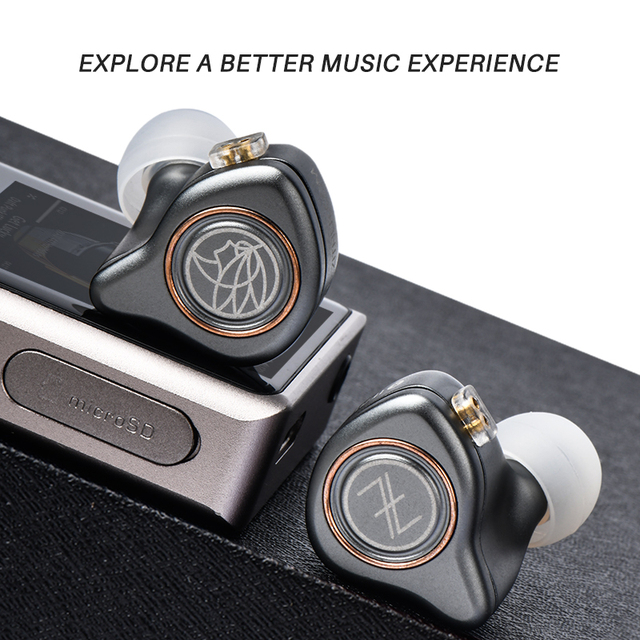 The Fragrant Zither/ KING PRO Neckband HIFI Monitor Earphones, TFZ In Ear sports Hifi Earbuds Bass Earphones Metal earphone 4