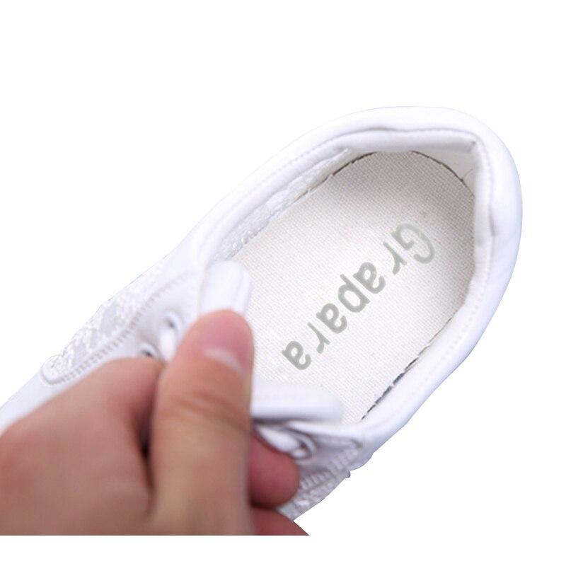 Lacent Casual Creux D'été Plate Respirant Chaussures forme Floral Noir Découpes Sapato blanc Plat Femmes Grapara Feminino Rw4qtxTw