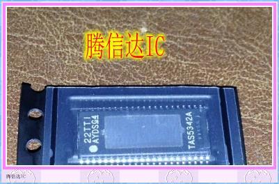1pcs TAS5342A 100 W STEREO DIGITAL AMPLIFIER POWER STAGE TSSOP44