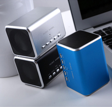 Music Angel Portable JH-MD05BT TF/SD Card SLOT Mini Wireless Bluetooth Speaker Amplifier smart phone Notebook Bluetooth Speaker