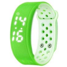 IP67 Водонепроницаемый W9 Smart Браслет Смарт Браслет Спорт SmartWatch Здоровье Фитнес шагомер часы будильник трекер