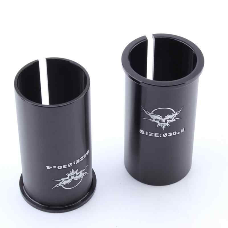 50mm 30.4//30.8//31.6mm Seatpost To 27.2mm Bicycle Seat Tube Sleeve Shim Adapter