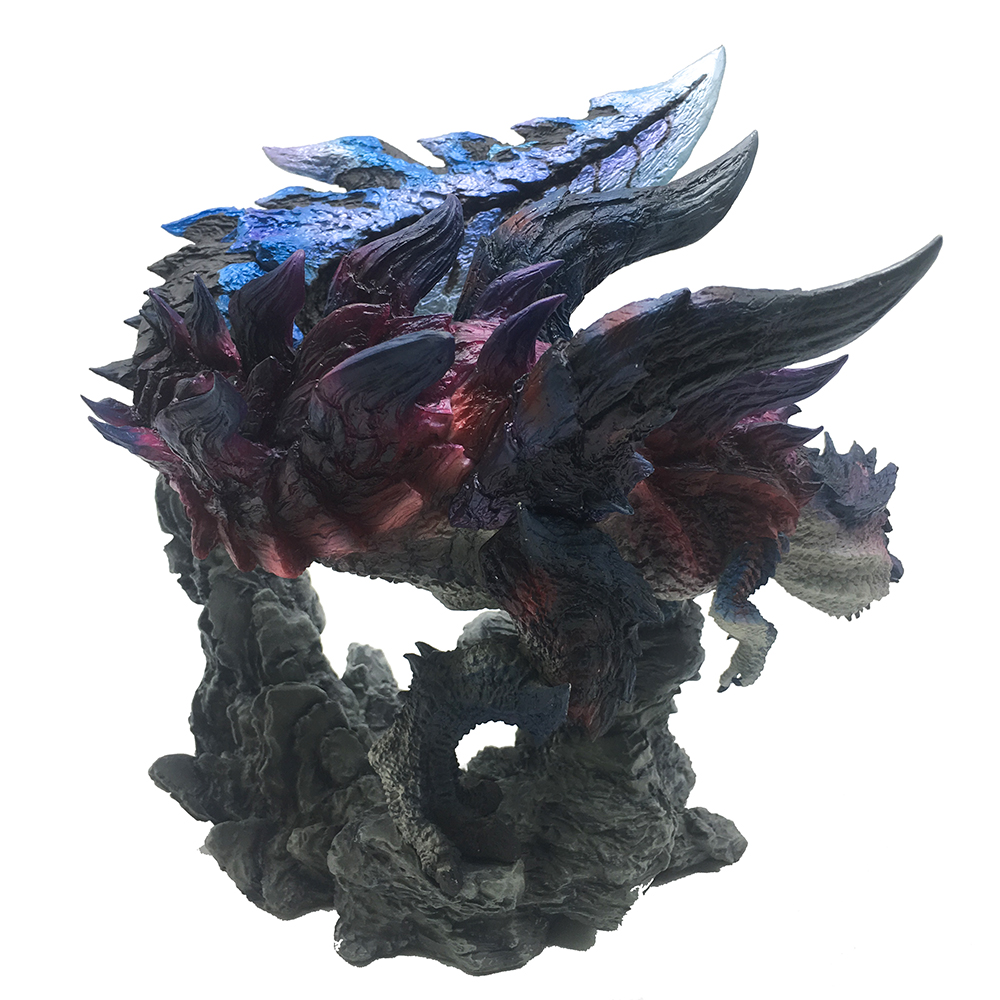 Limited Big Monster Hunter World Online Game Dinovaldo Monster Dragon Model Speelgoed Collectible Monsters Figuur Action - 4