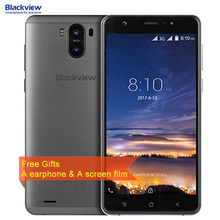 3G Blackview R6 Lite RAM 1GB+ROM 16GB Dual Back Cameras 5.5 inch Android 7.0 MTK6580A Quad Core up to 1.3GHz with Screen Film