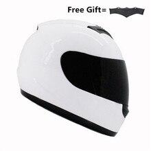 O envio gratuito de montanha off-road rosto cheio Capacete Clássico capacete de corrida de bicicleta MTB DH downhill motocross Motobiker moto capacete