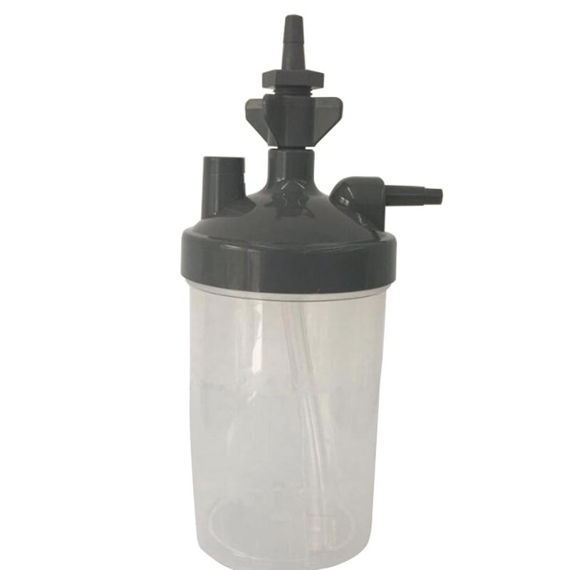 Hot Sale Water Bottle Humidifier For Oxygen Concentrator Humidifier Oxygen Concentrator Bottle Humidifier Bottles Cup Oxygen G