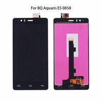 LCD Display Touch Screen For BQ Aquaris E5 0 E5 0858 Mobile Phone Digitizer Assembly Replacement