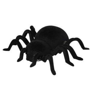 Keliwow инфракрасный пульт дистанционного управления скалолазание стены реалистичный паук Rc озорной насекомых шутка страшилка игрушка