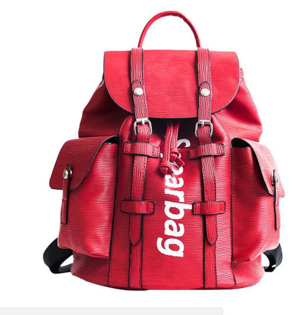 soopream New Fashion Luxury Brand Women Men Pu Backpack Girl High Quality Cool Backpacks High School Bag Travel Bags Lady new gravity falls backpack casual backpacks teenagers school bag men women s student school bags travel shoulder bag laptop bags
