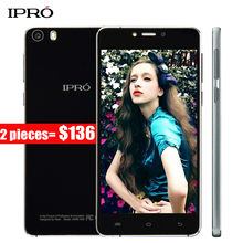 D'origine IPRO ACRO A58 2 GB RAM 16 GB ROM 5 pouce 5.85mm ULTRA-MINCE Smartphone Quad Core Android 5.0 OS Caméra 5MP + 13MP téléphone portable