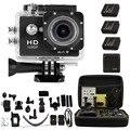 """Kebo Saco + 2.0 """"LCD WIFI 1080 P HD Ir Esportes Pro Action Camera CAM Recorder Car DVR Vídeo À Prova D' Água W9 como sj4000 sj5000 SJ6000"""