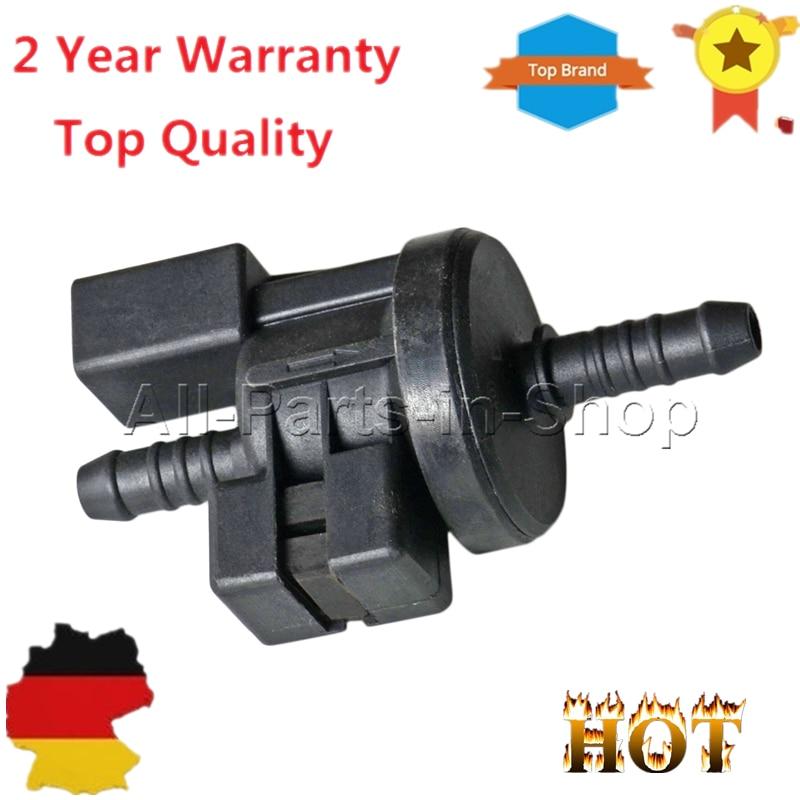 For Golf Jetta VW Audi A1 A3 S3 A4 A6 S6 Q7 TT TTS A8 S8 R8 GTI Purge Vent Vapor Canister Valve 06E 906 517A 517 A 06E906517A