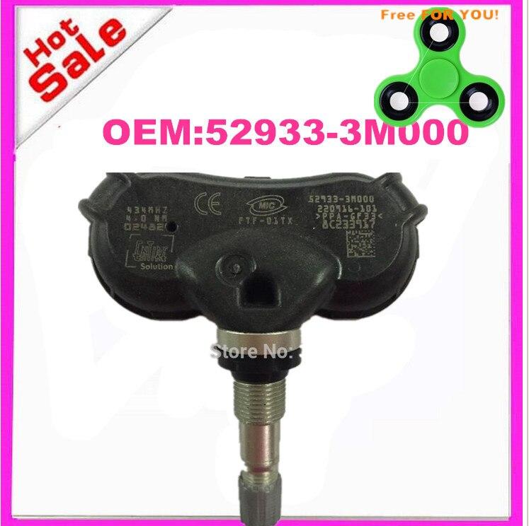 oem 52933 3M000 529333M000 GENUINE font b TPMS b font Tire Pressure Sensor for Hyundai Accent