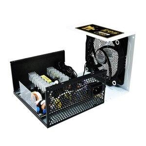 Image 5 - 700 واط الكمبيوتر امدادات الطاقة 700 واط ATX وحدة إمداد الطاقة للكمبيوتر سطح المكتب الألعاب قطعة PSU نشط PFC 120 مللي متر مروحة 90 264 فولت 92% كفاءة الاتحاد الأوروبي المملكة المتحدة الولايات المتحدة