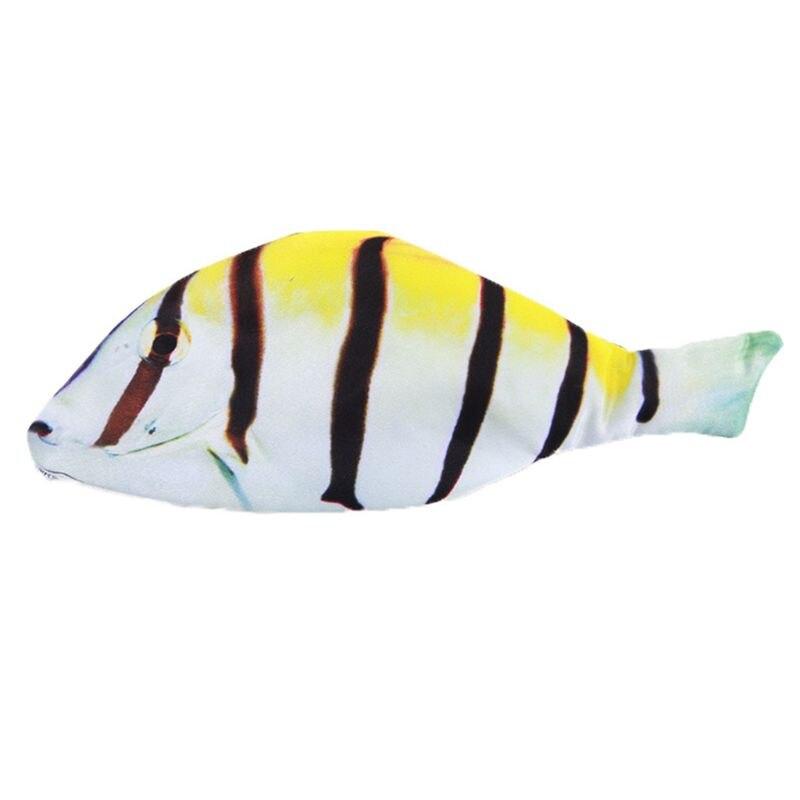 3D Fish Realistic Zipper Pouch Creative Pen Pencil Case Makeup Case Phone Pouch Purse Bag Coin Purse