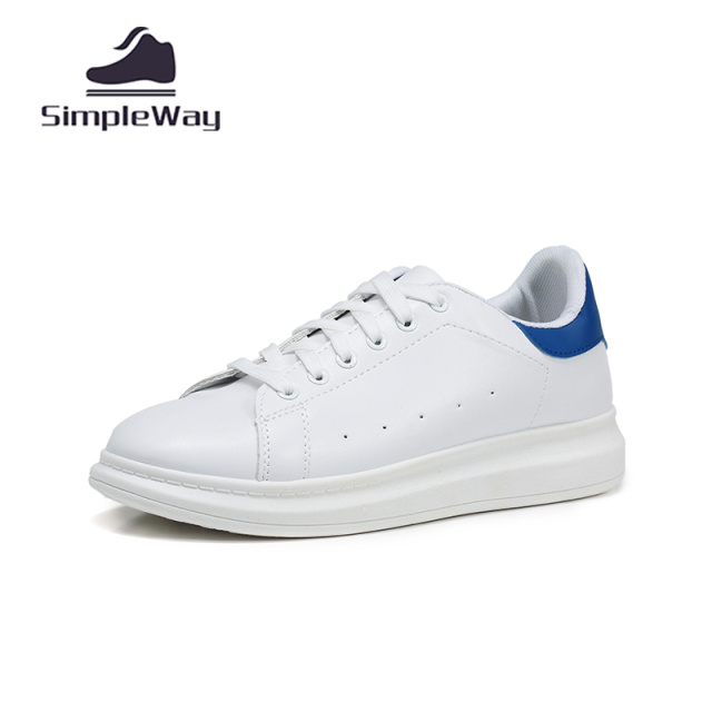 Men shoes casual white black luxury brand breathable height increase men trainers sport skate shoes zapatos hombre flats