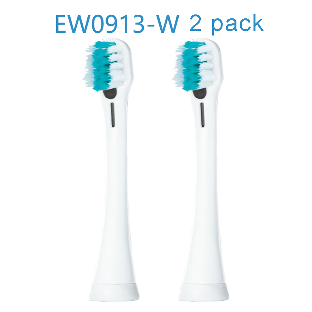 Panasonic EW0913 Toothbrush Head for EW-DE55/-DE54/-DE45/-DE44/-DE43/-DE42/-DE41 image