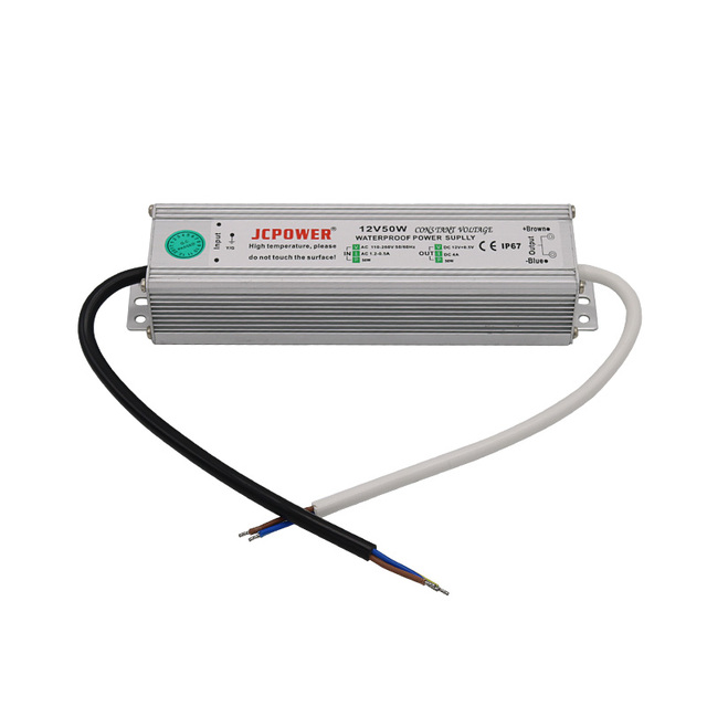 ip67 waterproof led transformer power supply ac100 260v to dc12v