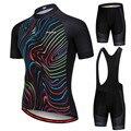 Weimostar Велоспорт Джерси Набор мужская летняя одежда для горного велосипеда Ropa Ciclismo быстросохнущая профессиональная командная велосипедная ...
