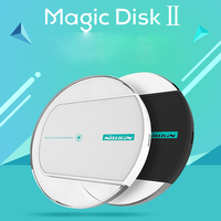1Pcs Nillkin Micro USB Magic Disk 2 Portable Qi Wireless Charger Pad For Samsung Galaxy s5 s6 s7 edge s8 s8plus Phone Charging
