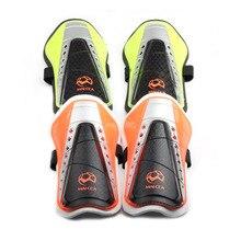 Купить с кэшбэком MAICCA Soccer Shin Guards adult Legs Protector Professional Skating Support shank Sports Pads Football Shin pads