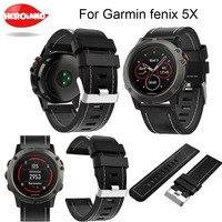 New Metal Milanese Stainless Steel Wrist Watch Band Strap Bracelet Belt 26MM For Garmin Fenix 3