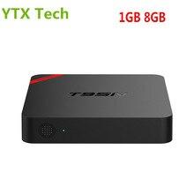 2PCS [T95N Mini MX Plus] 4K 1GB DDR3 8GB eMMC HDMI 2.0 H.265 Quad Core Amlogic S905X Android 6.0 T95N Mini MX+ Smart TV Box(China (Mainland))