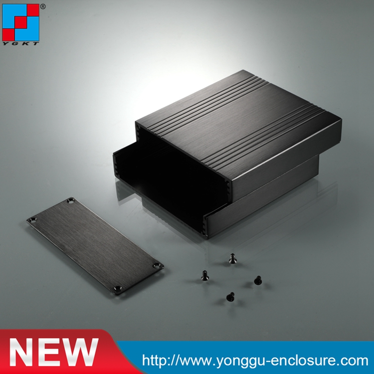 US $6 45 |china supplier electronics aluminum extrusion enclosure profile  106*40 110mm (WxH D)-in Connectors from Lights & Lighting on Aliexpress com