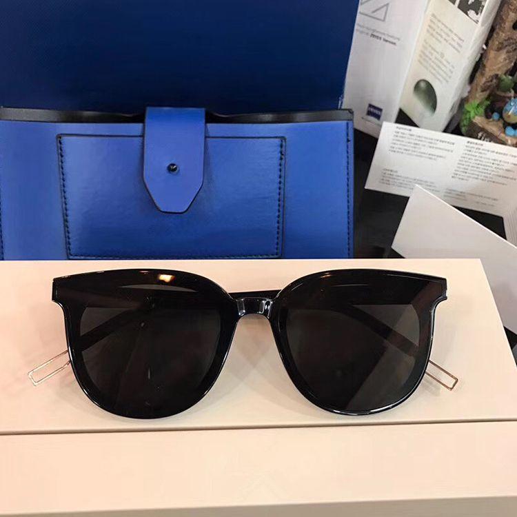 2019 NEW Women Men Star Sunglasses South Korea Brand Ma Mars Acetate Frame Glasses Gafas Eyeglasses