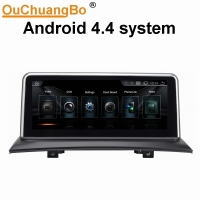 Ouchuangbo Android 4 4 Car Audio Gps Radio For X3 E83 2004 2009 10 25 Inch