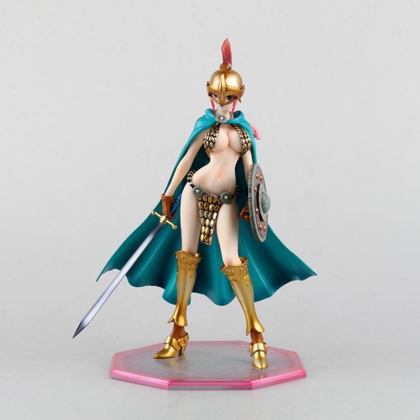 Sexy Action Figures Toy ONE PIECE Rebecca Model Toy 23cm Action Figure Transformative Anime Vinyl font