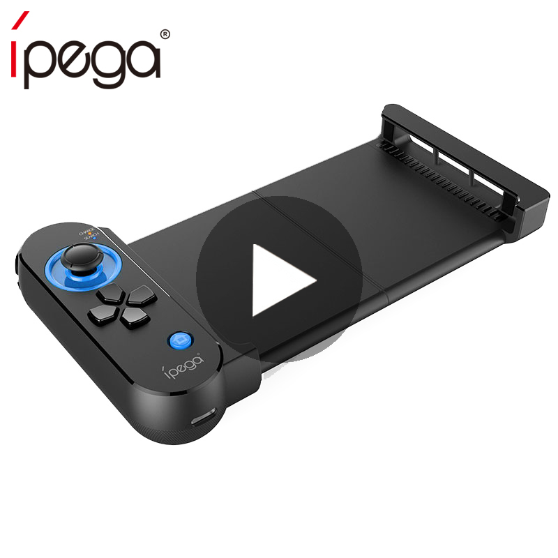 Bluetooth Joystick For Android iPhone Cell Phone Smartphone Pubg Mobile on Controller Trigger Gamepad Game Pad Pugb Pabg Joypad