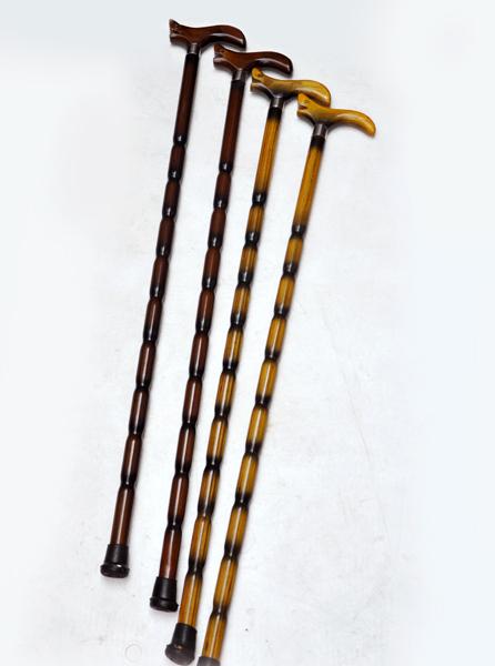 La piedad filial ancianos Los principales Walker regalo duradero enviar ancianos alpenstock bastón de madera al por mayor