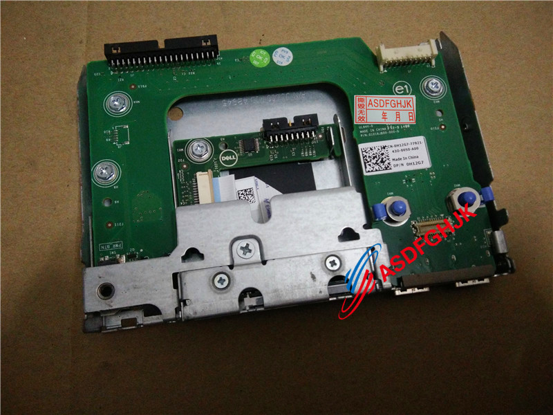 Original FOR Dell POWEREDGE T620 Front LCD Panel Control Power Button 0H12G7 H12G7 CN-0H12G7 fully tested Original FOR Dell POWEREDGE T620 Front LCD Panel Control Power Button 0H12G7 H12G7 CN-0H12G7 fully tested