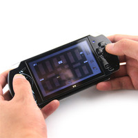 CoolBaby X6 8GB Handheld Game Player 4.3 inch 1000+ Games TV Output Portable MP4 Video Game Console Camera E book Built in Free