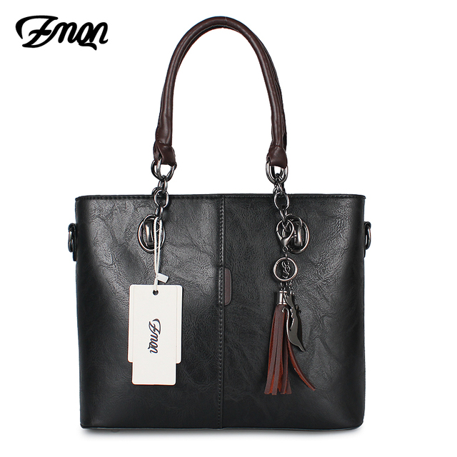 Luxury Handbags Women Bag Designer 2018 Big Ladies Hand Bag - Ladies Leather Handbag 2