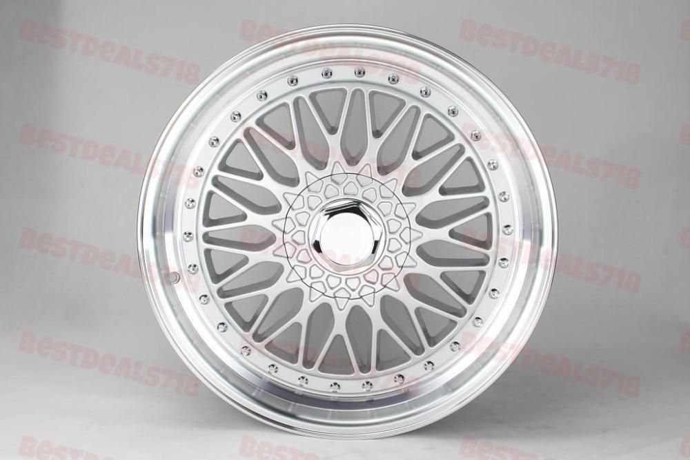 4 New 17x8.5 Rims wheels 5X114.3/5X120 et 35mm CB 73.1mm Alloy Wheel Rims FITS MERCEDES BENZ W881