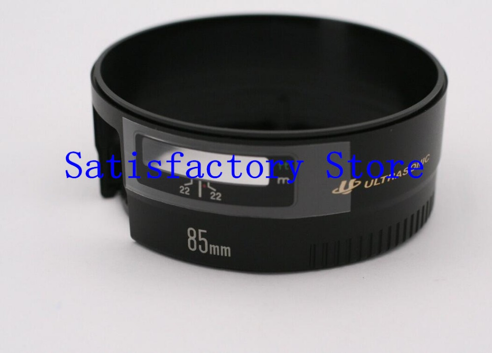 NEW FOR Canon EF 85mm f/1.8 USM Index Ring Barrel With Window Replacement Repair PartNEW FOR Canon EF 85mm f/1.8 USM Index Ring Barrel With Window Replacement Repair Part